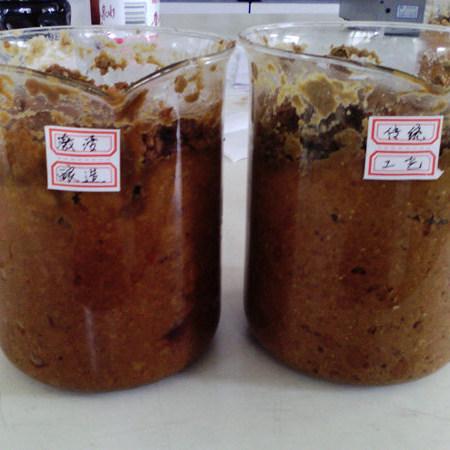 激活减曲酿造豆酱技术